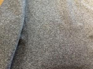 ジャケットのシミアフター