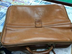鞄のアフター