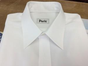 ワイシャツにしみアフター