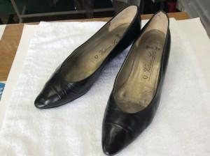 婦人革靴はお手入れアフター