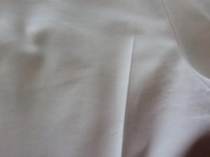 綿パンツのシミアフター