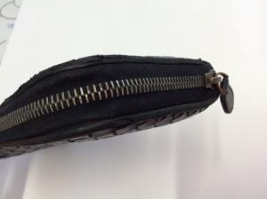 ファスナー修理アフター