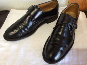 紳士靴メンテナンスアフター