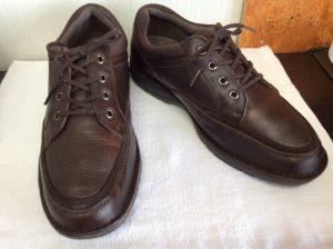 カビ処理、紳士革靴アフター