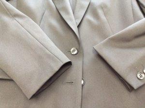 衣類のカビ処理アフター