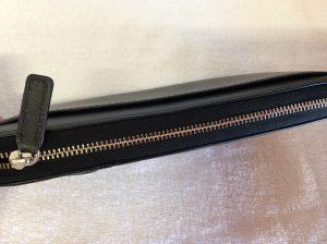 長財布のファスナー修理アフター