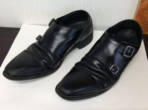 紳士革靴クリーニングで新品同様に!