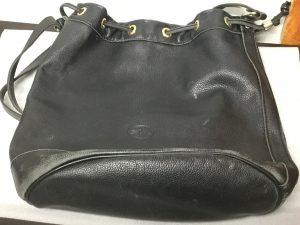 婦人バッグの色ハゲビフォー