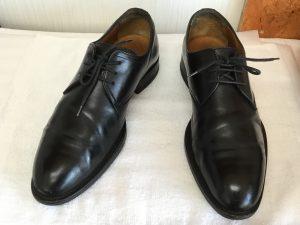 ビジネス革靴のメンテナンスアフター