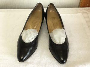 婦人靴のお手入れアフター