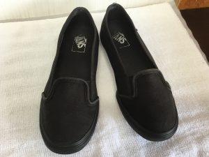 靴のカビ処理アフター