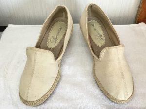 婦人靴クリーニングアフター