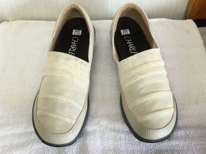 婦人靴の汚れアフター
