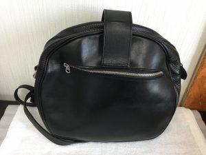カビ婦人バッグのクリーニングアフター