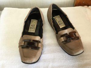 レディース靴のお手入れビフォー
