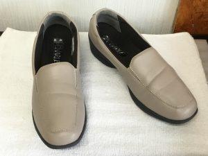 合皮婦人靴メンテナンスアフター