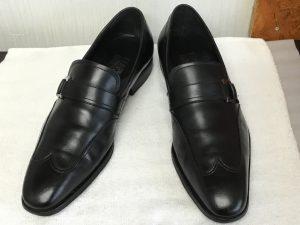 紳士革靴が蘇りますアフター