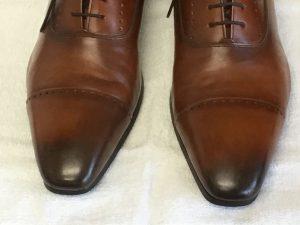 紳士革靴の色ハゲ補修アフター