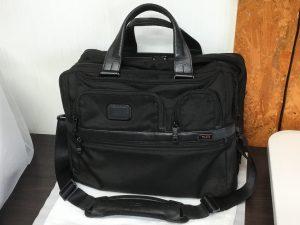 ビジネスバッグのお手入れアフター