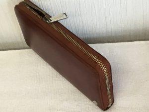 長財布のファスナートラブルアフター