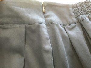 スカートのコンシールファスナー修理アフター