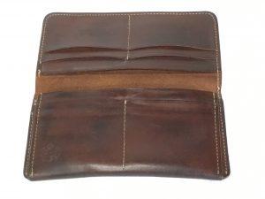 財布のメンテナンスアフター
