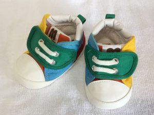 赤ちゃん靴クリーニングアフター
