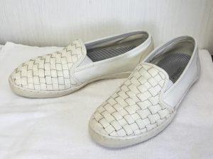 レディースレザー靴クリーニングアフター